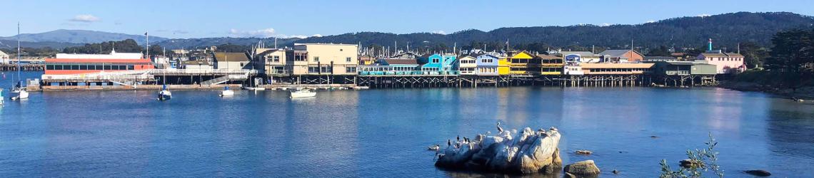 Monterey CA Bed and Breakfast
